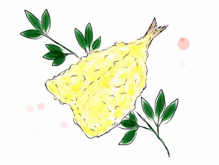 Kiss tempura