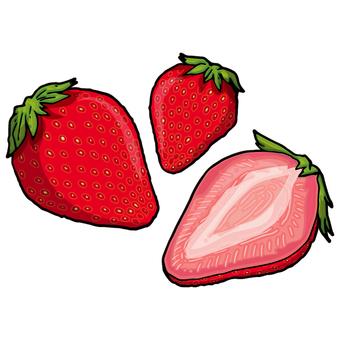 Ichigo / Strawberry / Strawberry