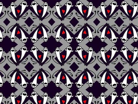 Obake pattern