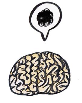 Troubling brain