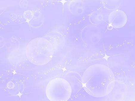 Soap bubbles purple 1