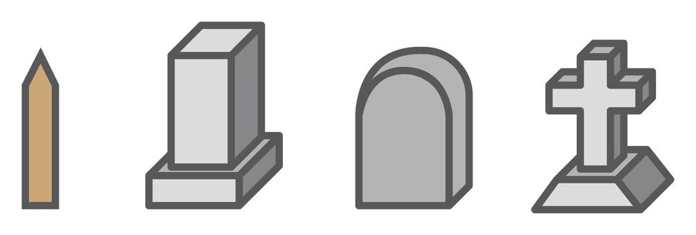 城市系列墳墓