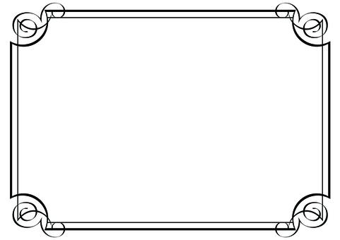 Frame material 1