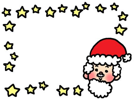 Santa card 1