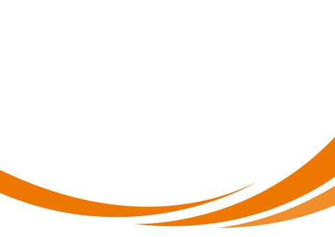 Wave pattern Orange