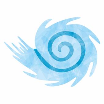 Typhoon image