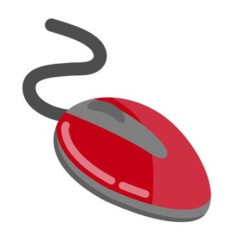 Mouse (red)