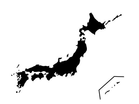 Japan Map 16