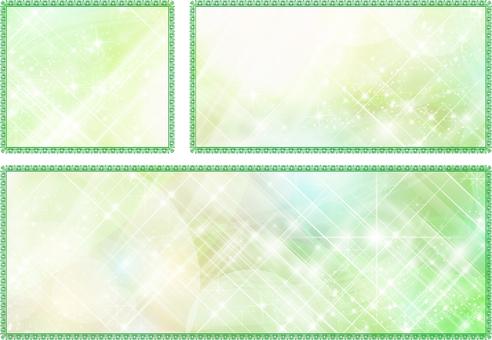 Fashionable frame 3 size 01