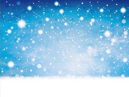 冬(背景)
