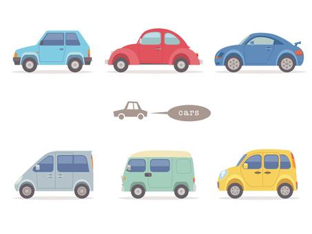 Various cars _ 01