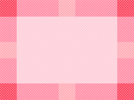 Dot background pink
