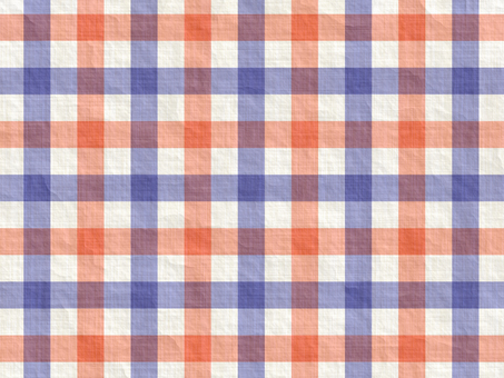 Texture of plaid cloth