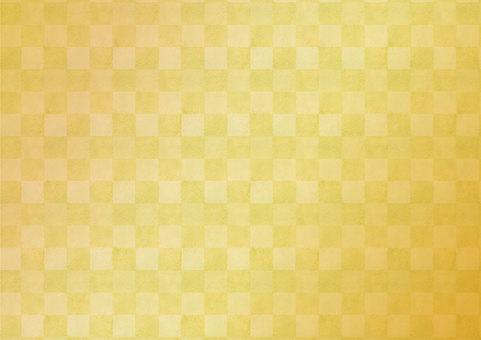 Chất liệu hoa văn Nhật Bản 036 Nền vàng