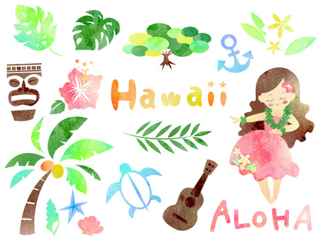 Hawaii set ver 03