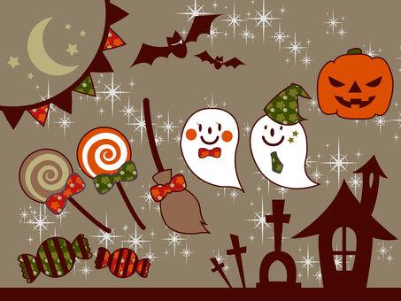 Glitter Halloween 2