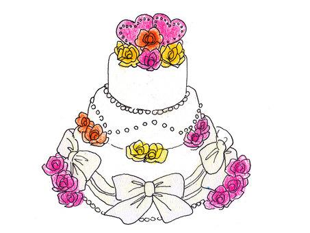 Wedding cake (part 1)