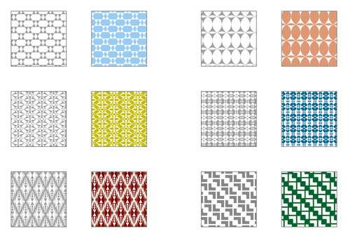 Swatch Pattern Series 3