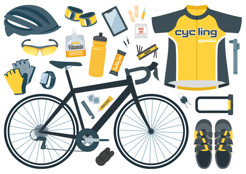 cycling essentials