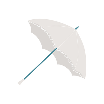 Umbrella White