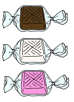 Bite chocolate