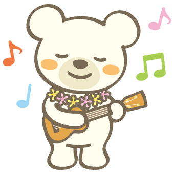 Little Bear 08 - Ukulele A