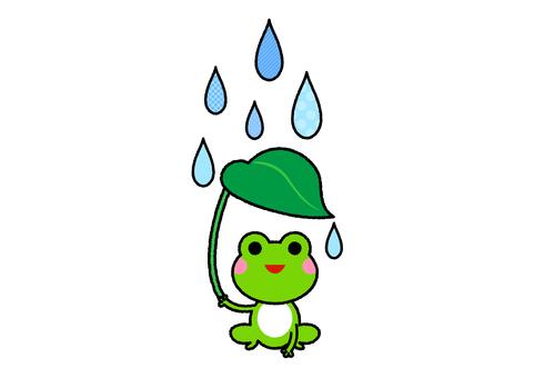 Rainy season image material 160