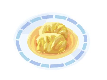 양배추 어머니의 맛 단골 요리