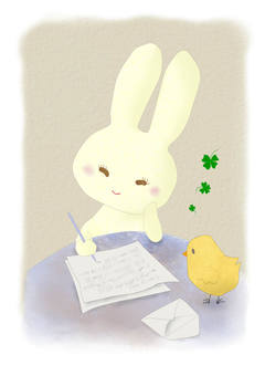 Let's write a letter 2