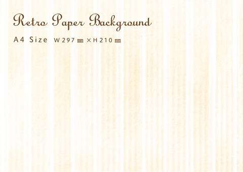 Background Wallpaper Retro Japanese paper cream color