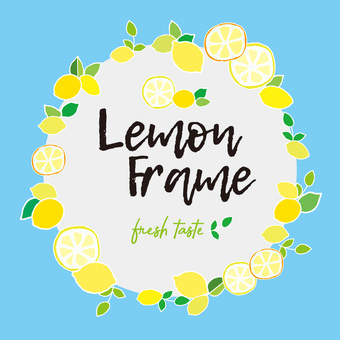 Lemon frame