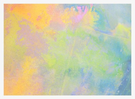 Watercolor touch background pattern (early autumn)