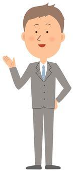 Suit men guide