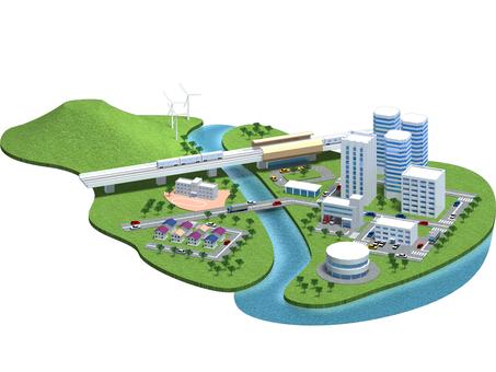 Townscape (cityscape) -5