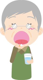 Medication (old man)