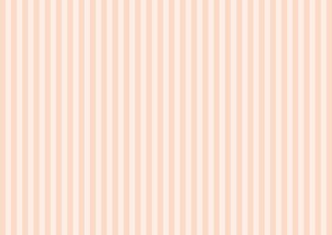 Striped detail Orange
