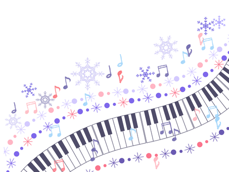 음악과 눈송이 02