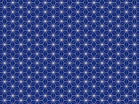 ai Japanese pattern pattern hemp background 5