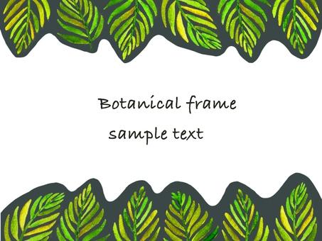 Botanical frame