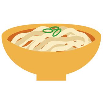 食物(乌冬面)
