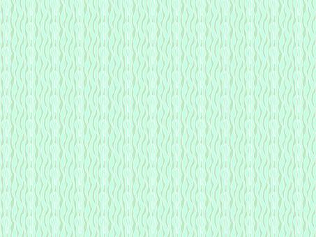 Art striped pattern (green)