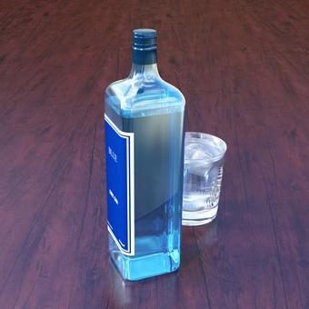 ブルー ドライ・ジン