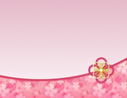 Cherry background 3_ pink background