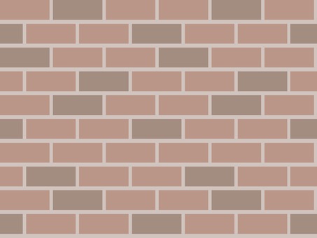 Brick wall (2 colors)