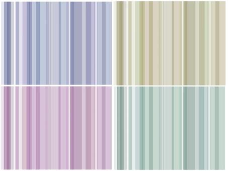 Striped background ③