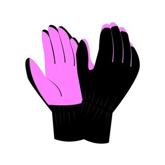 Mountaineering Supplies - Gloves (Pink)