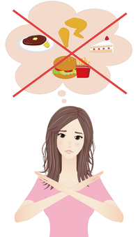 Women - Beauty and Diet