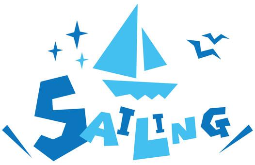 SAILING ☆ Sailing ☆ logo
