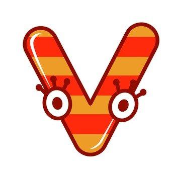 알파벳 (V)