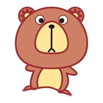 聯繫無辜熊